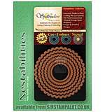 SO: Spellbinders Nestabilities - Petite Scallop Circle - Large