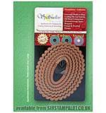 SO: Spellbinders Nestabilities - Scalloped Ovals - Large