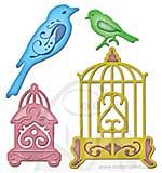 SO: Spellbinders - Shapeabilities - Bird Sanctuary