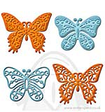 Spellbinders - Shapeabilities - Les Papillons
