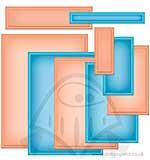 Spellbinders Nestabilities Card Creator - A2 Matting Basics B
