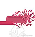 Spellbinders Shapeabilities Dies D-Lites - Ornamental Tags One