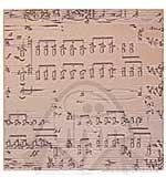 SO: Mixed Media Texture Plates - Music