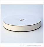 SO: American Seam Binding Ribbon - Chalk White (5 metres)