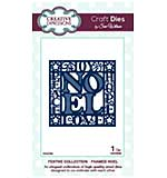 Sue Wilson Cutting Dies - Festive Collection - Framed Noel (discontinued)