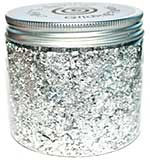 SO: Cosmic Shimmer Gilding Flakes, Silver Moon