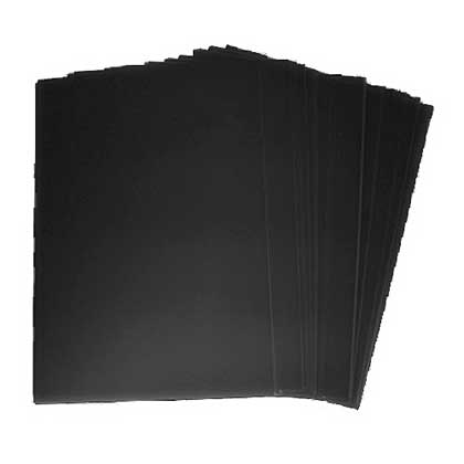 Creative Expressions Foundations COCONUT WHITE (A4 Cardstock, 25 sheets, 220gsm)