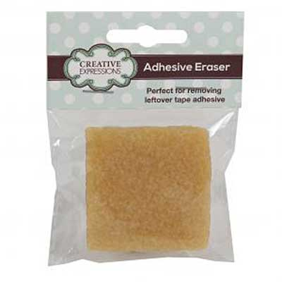 Adhesive Eraser, for Removing Excess Sticky Tape