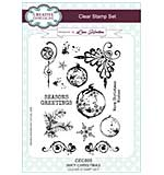 Inky Christmas Clear - Stamp Set Inky Christmas - Clear Stamp Set