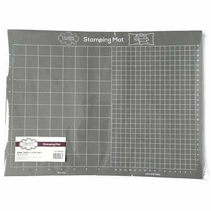 SO: Creative Expressions 8mm Thick Foam Stamping Mat - 30cm x 40cm