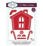 Sue Wilson Festive Collection - Gingerbread House