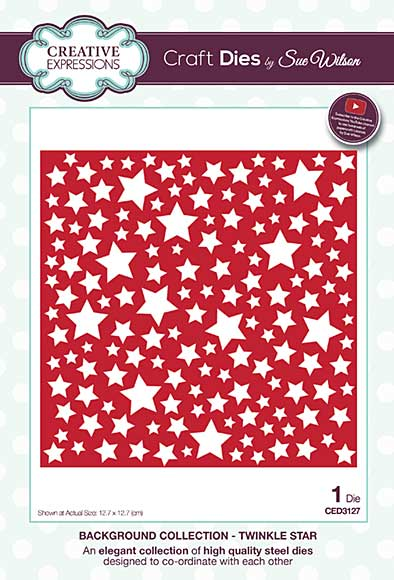 SO: Suw Wilson Background Collection Twinkle Star