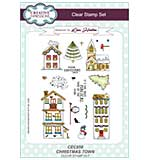 Christmas Town A5 Clear Stamp Set