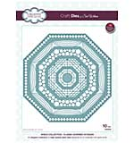 Sue Wilson Cutting Dies - Noble Collection Classic Adorned Octagon [SW1801]