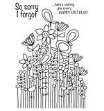 Woodware Clear Magic - Long Tall Sally Bunch [WW1801]