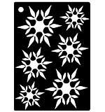 SO: Creative Expressions Mini Stencil Snowflake