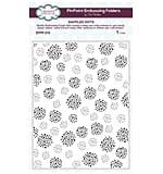 SO: PinPoint Embossing Folder - Dappled Dots