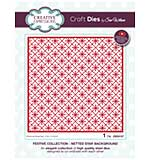 Sue Wilson Festive Collection Netted Star Background [SW1806]