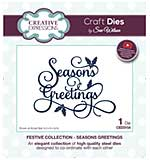 Sue Wilson Festive Collection Seasons Greetings [SW1806]