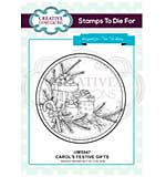 Sue Wilson Stamps to Die for - Carol's Festive Gifts [SW1806]