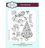 SO: Clear Stamp Set - Have A Rocking Good Christmas A5