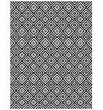CE Embossing Folder  5.75 x 7.5 Diamond Illusion