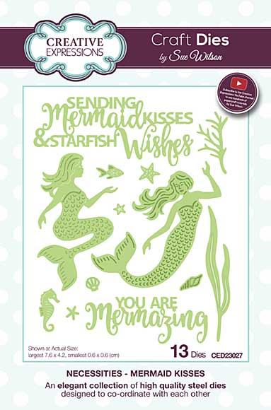 SO: Necessities Collection Mermaid Kisses