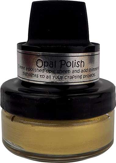 SO: Cosmic Shimmer Opal Polish Golden Glow