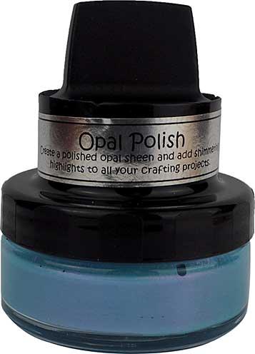 Cosmic Shimmer Opal Polish Lavender Blue