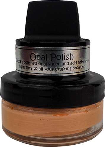 Cosmic Shimmer Opal Polish Blushed Peach