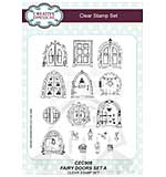 Willowby Woods - Fairy Doors SET A (A5 Clear Stamp Set)