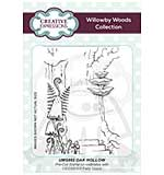 Willowby Woods - Oak Hollow A6 Pre Cut Rubber Stamp