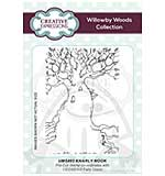 SO: Willowby Woods - Knarly Nook A6 Pre Cut Rubber Stamp