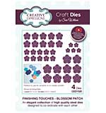 Finishing Touches Collection Blossom Patch Craft Die