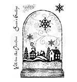 Woodware Clear Singles Snowglobe