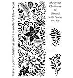 Woodware Clear Singles Festive Panel