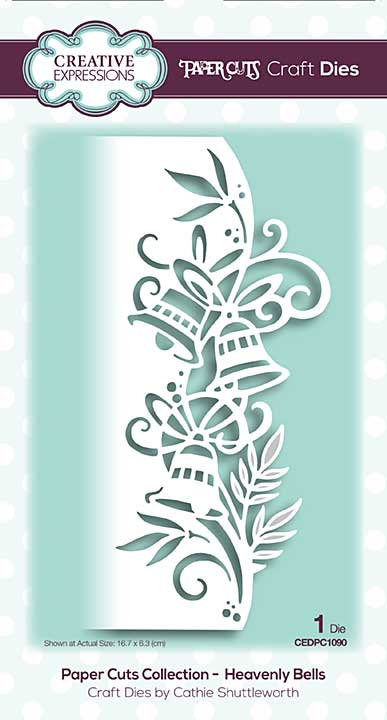 Paper Cuts Collection - Heavenly Bells Craft Die