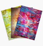 CE Rice Paper by Andy Skinner Abstraction (6 Sheets)