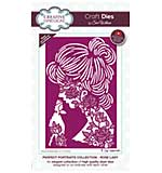Creative Expressions Sue Wilson Perfect Portraits Rose Lady Craft Die [SW2001]