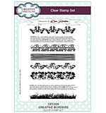 SO: Creative Borders A5 Clear Stamp Set
