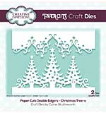 Creative Expressions Paper Cuts Christmas Tree-o Double Edger Craft Die