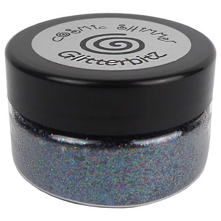 Cosmic Shimmer Glitterbitz Midnight Sparkle 25ml