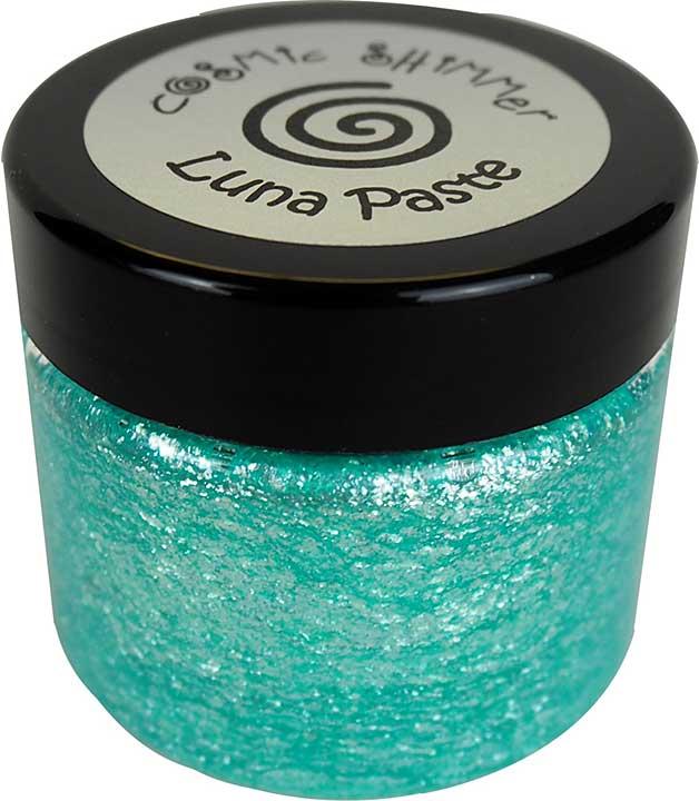 Cosmic Shimmer Luna Paste Stellar Jade 50ml