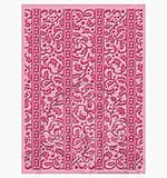 Cuttlebug Embossing Folder - Holly Ribbons (5 x 7)