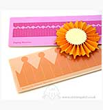 Cuttlebug Crowned Rosette Flower Making Kit