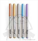 Cricut Explore Pen Set - Medium Point Metallic Set