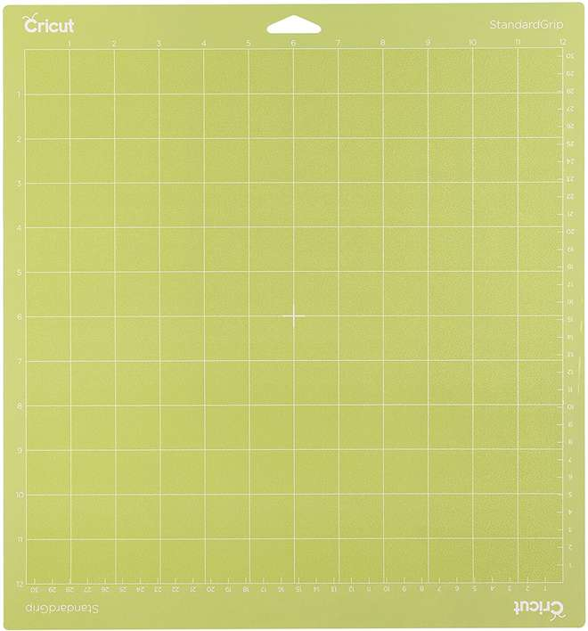 Cricut Explore - Cricut Maker Standard Grip Machine Mat (12x12)