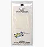Sizzix Little Sizzles - 6 White Sheets (6 x 13)