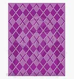 Singlz Embossing Folder - Argyle [L]