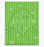 Singlz Embossing Folder - Lines and Circles [L]